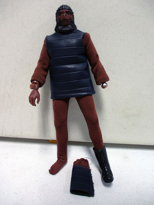 Mego action figures image 1