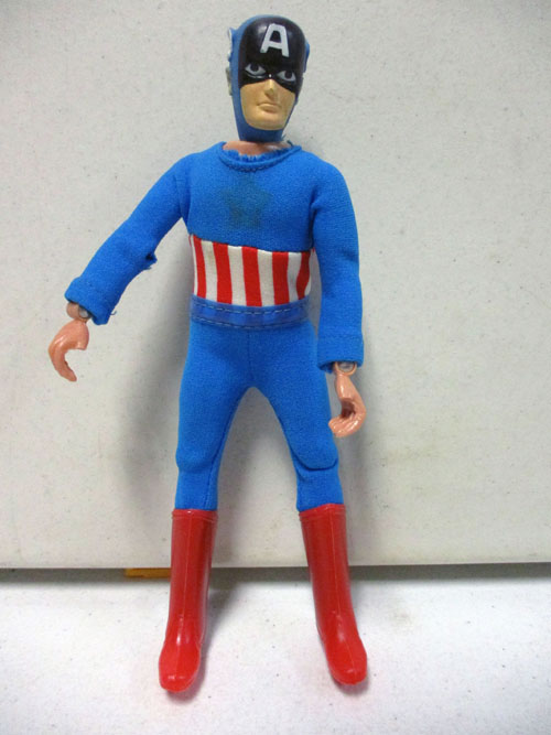 Mego action figures image 3