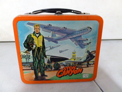 Metal lunchbox collection image 23