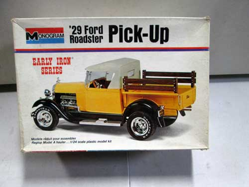 image of a model vehicle collectible 2