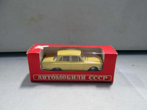 russian diecast image 1