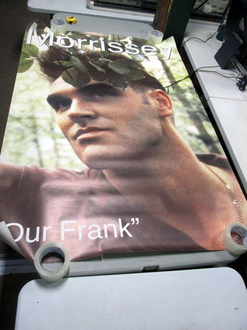 the smiths morrissey record and memorabilia collection image 6