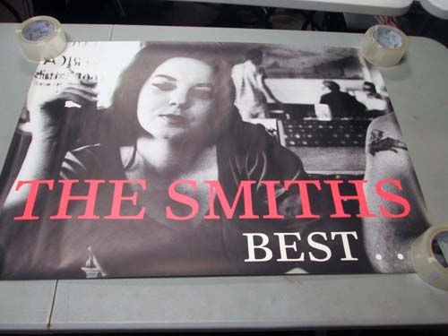 the smiths morrissey record and memorabilia collection image 7