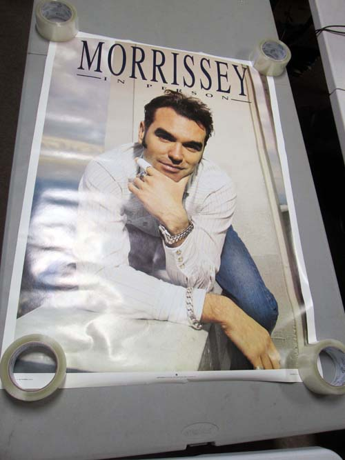 the smiths morrissey record and memorabilia collection image 9