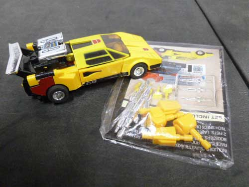 image of transformers G1 collectible 11