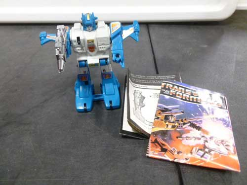 image of transformers G1 collectible 12