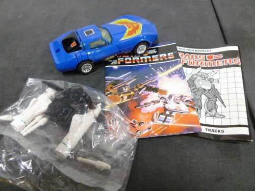 image of transformers G1 collectible 14