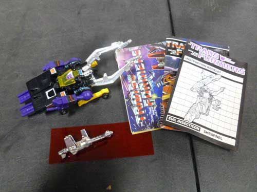 image of transformers G1 collectible 15