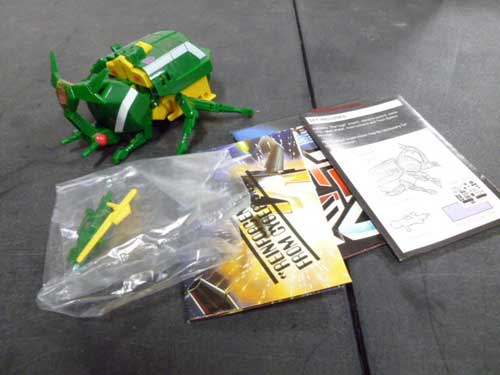 image of transformers G1 collectible 17