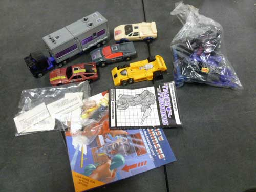 image of transformers G1 collectible 18
