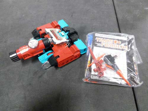 image of transformers G1 collectible 22