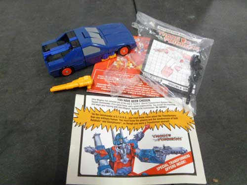 image of transformers G1 collectible 30