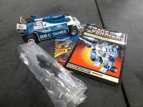 image of transformers G1 collectible 4