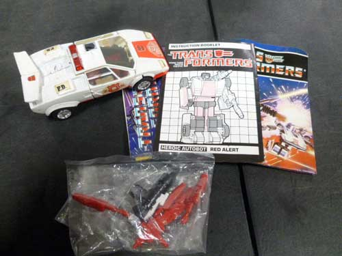 image of transformers G1 collectible 7