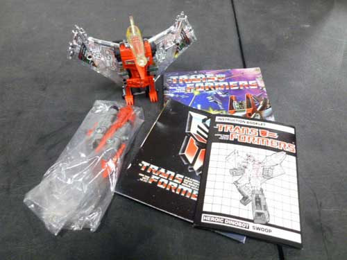 image of transformers G1 collectible 8