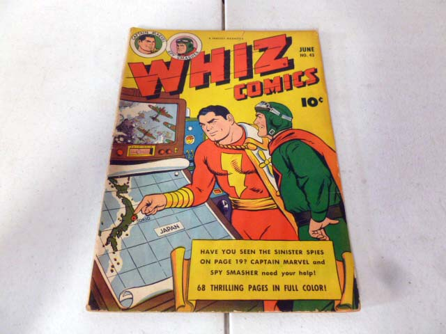 Vintage comic book collection with early DC comics image 10