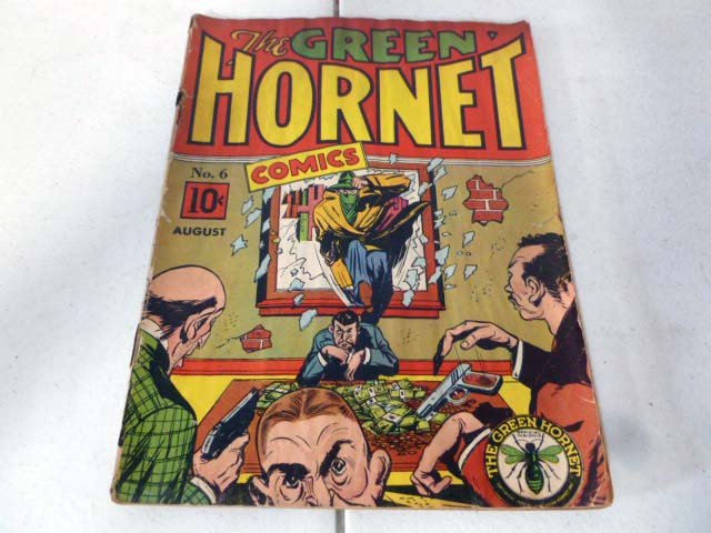 Vintage comic book collection with early DC comics image 11